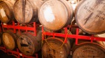 Cigar City Brewing Barrel Aging