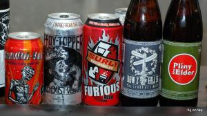 Gandhi-Bot, Heady Topper, Furious, Row 2/Hill 56, Pliny the Elder