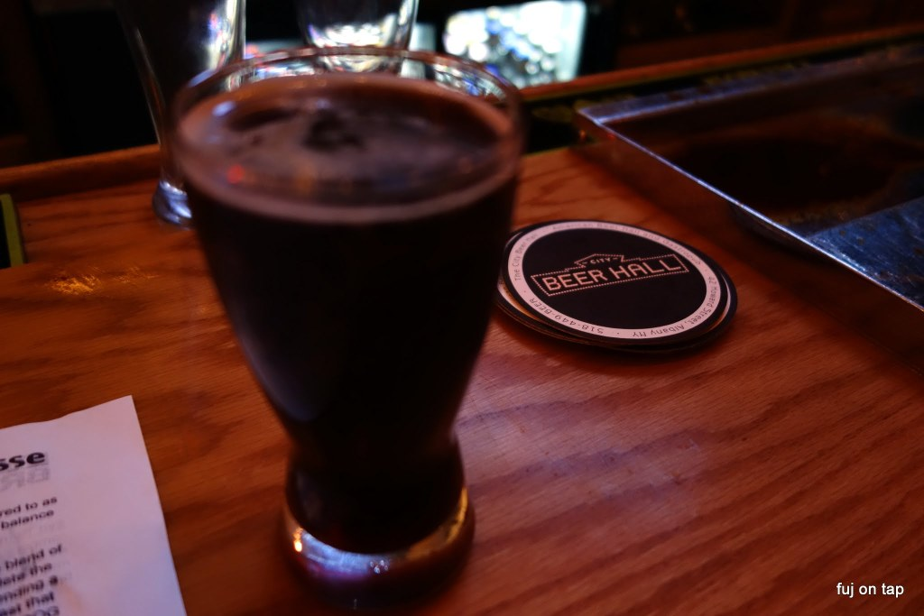 Espresso Stout by Bierbrouwerij Emelisse