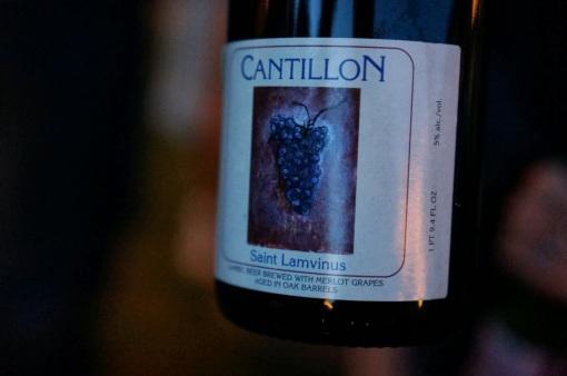 Cantillon St Lamvinus