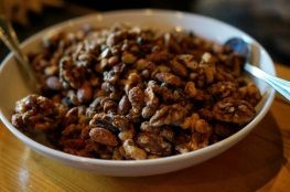 Armsby Abbey House candied nuts