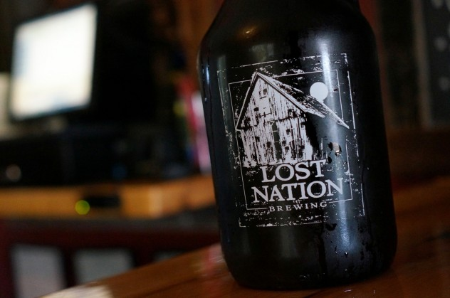 Lost Nation Gose Growler