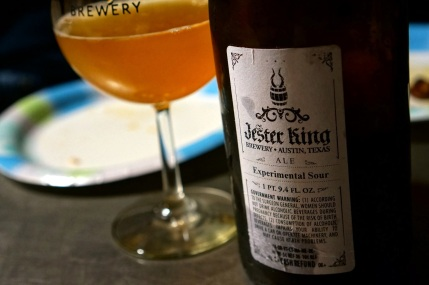 Jester King Experimental Sour