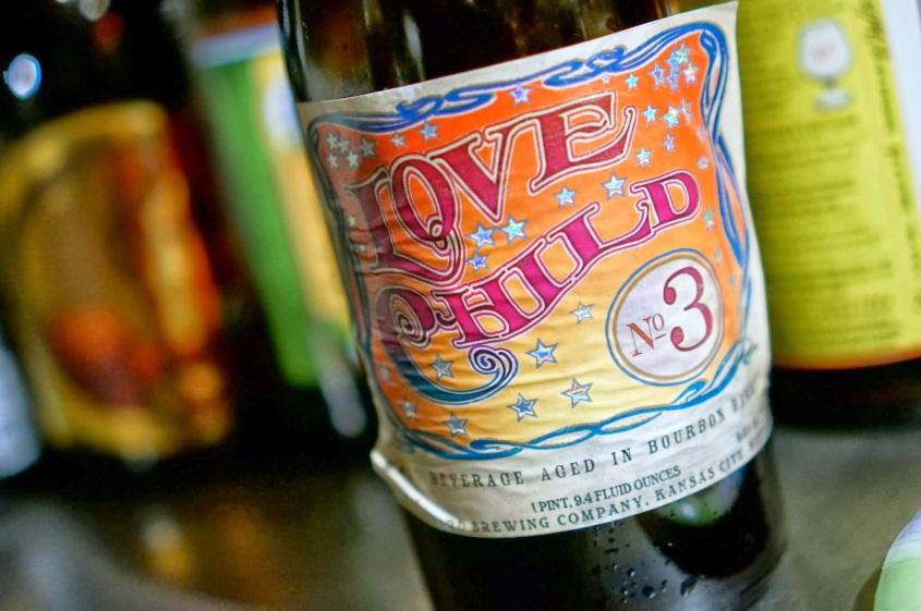 Boulevard Love Child No. 3
