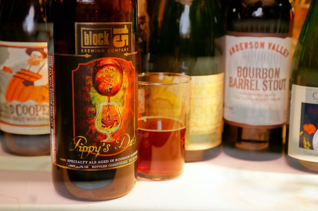 2011 Block 15 Pappy's Dark