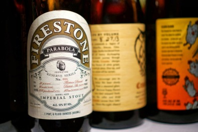 Firestone Walker Parabola Batch 1 (2009)