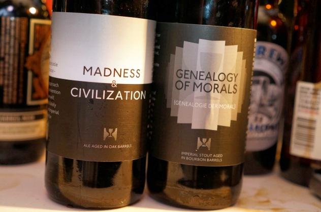 Hill Farmstead Madness & Civilization / Genealogy of Morals