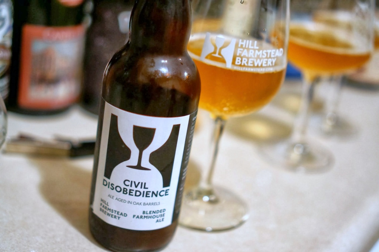 Hill Farmstead Civil Disobedience #7