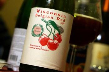 New Belgium Wisconsin Belgian Red