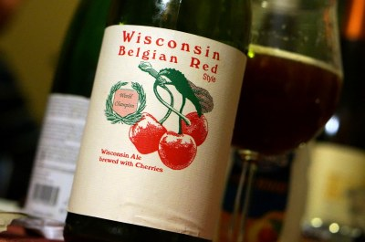 New Belgium Wisconsin Belgian Red