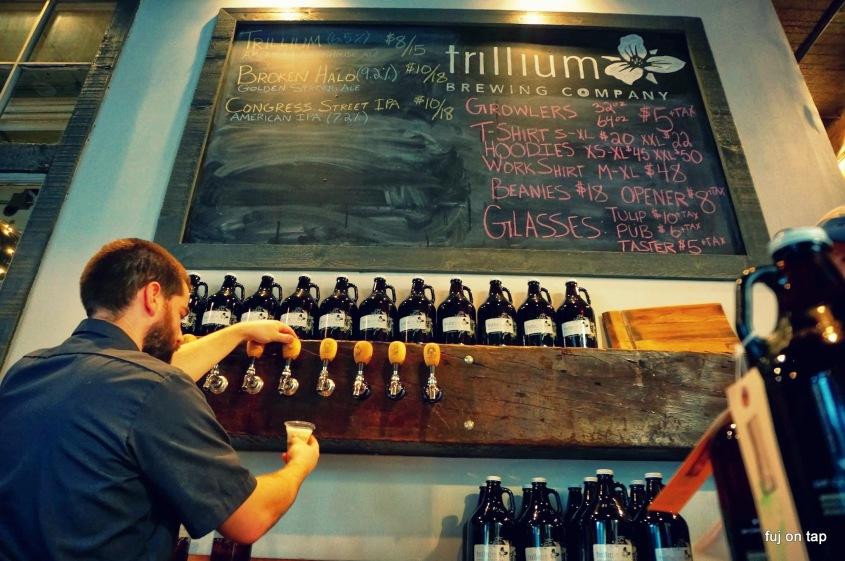 Trillium Brewing Company