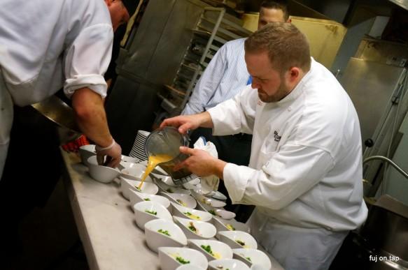 Chef David Gibson
