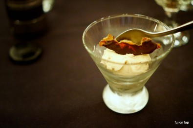 Bourbon Bacon Ice Cream