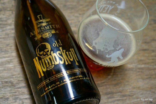 Alesmith Barrel Aged Old Numbskull