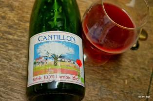 Cantillon Kriek 100% Bio