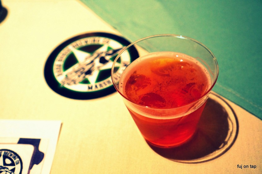 Dark Horse Raspberry Ale