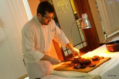 Sous Chef Chris Zlotnick