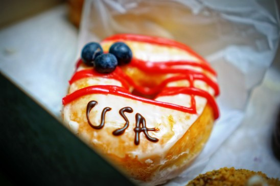 Astros Doughnuts