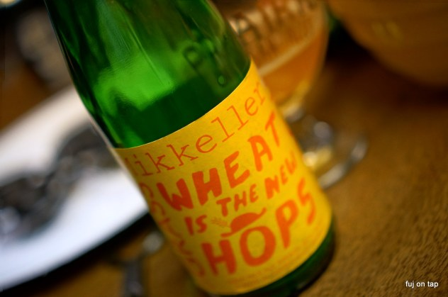 Mikkeller Wheat is the New Hops Chardonnay Barrels