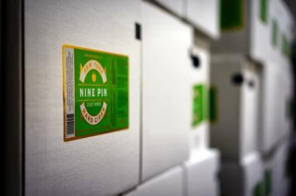 Nine Pin Cider
