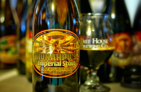 Cigar City Cali Brandy Hunahpu