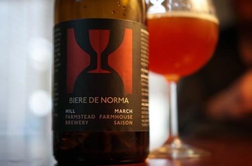 Hill Farmstead Bier De Norma
