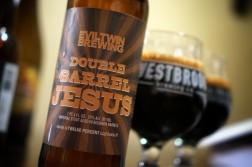Evil Twin Double Barrel Jesus