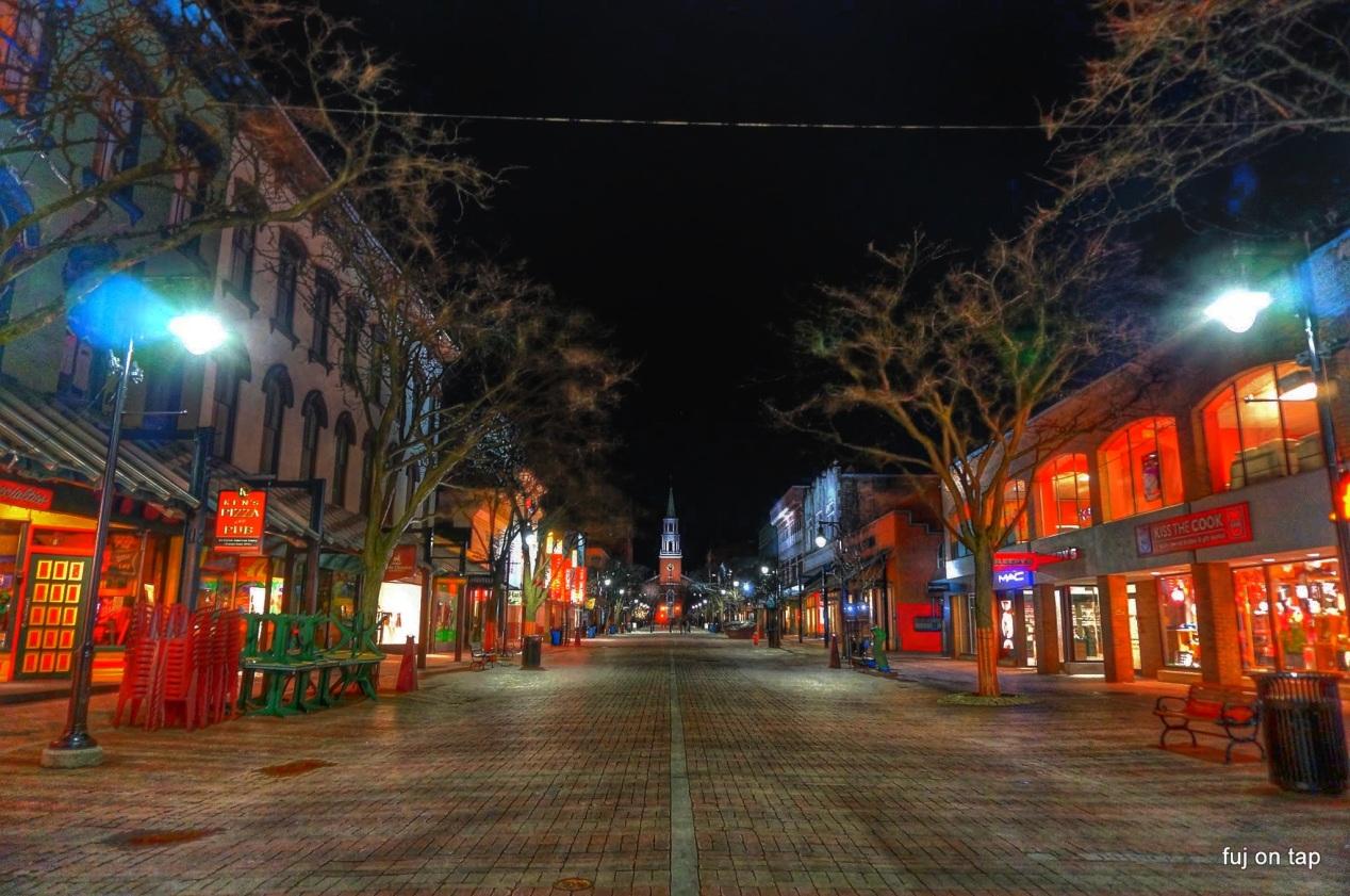 HDR Church Street Marketplace