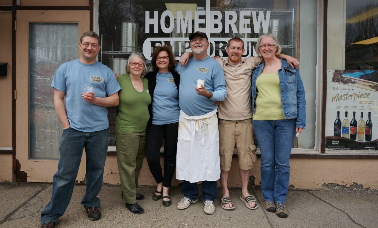 Big Brew at Homebrew Emporium