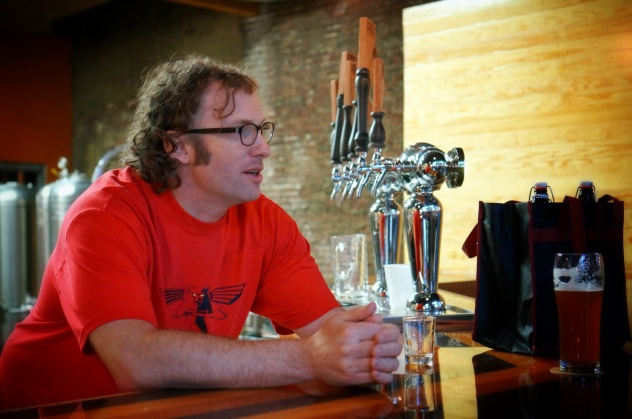 Kevin Mullen of Rare Form Brewing Company