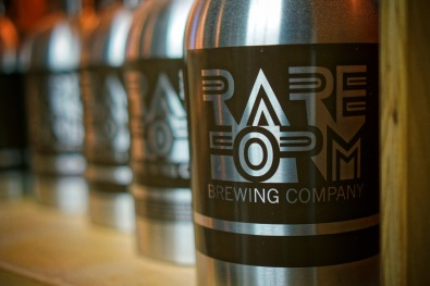 Rare Form Brewing Company Growlers