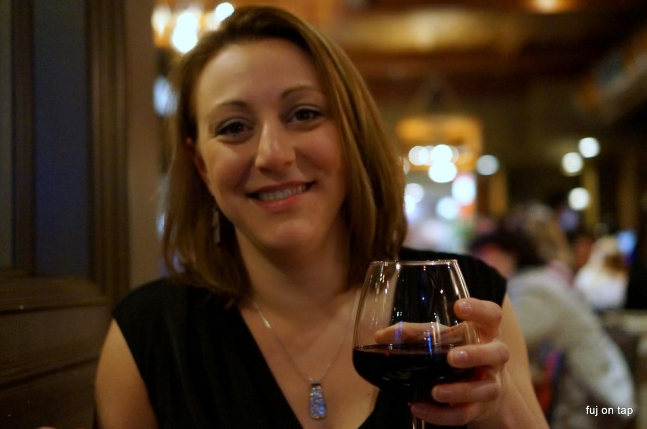 Elise at Boca Bistro