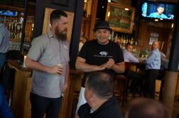 Executive Chef Dimitrios Menagias of The City Beer Hall