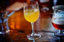 Beer's Knees beer cocktail