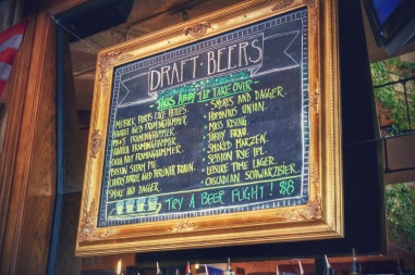 Jack's Abby Tap Takeover at City Beer Hall