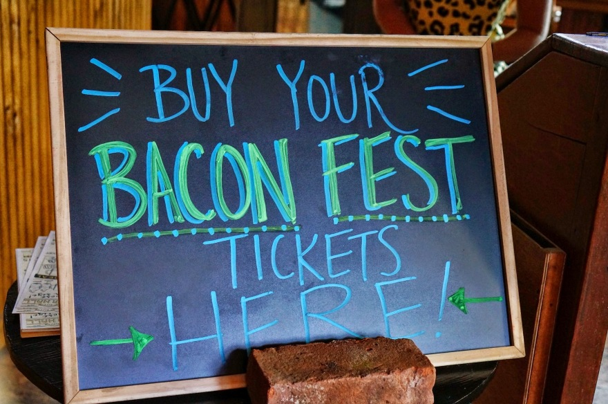 Bacon Fest at The City Beer Hall