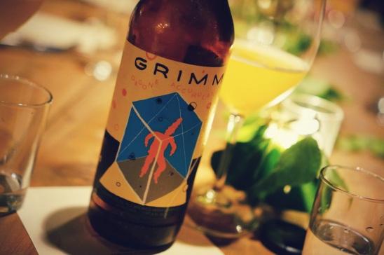 Grimm Artisanal Ales Orgone Accumulator
