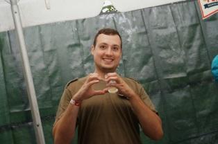 Captain Lawrence Sour'd In September