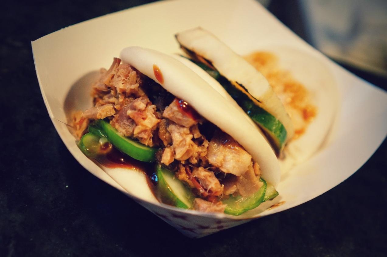 Tavern Noodle Pork Bun