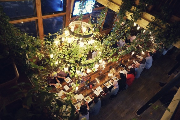 Artisanal Beer Dinner at The City Beer Hall