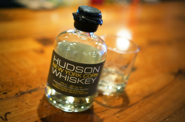 Hudson New York Corn Whiskey