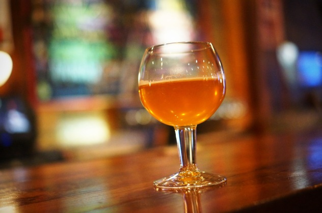 Westbrook Brewing One Claw Rye Pale Ale