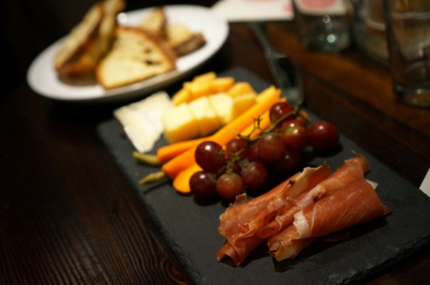 Henry Street Cheese and Charcuterie
