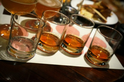 Hudson Whiskey at Henry Street Taproom