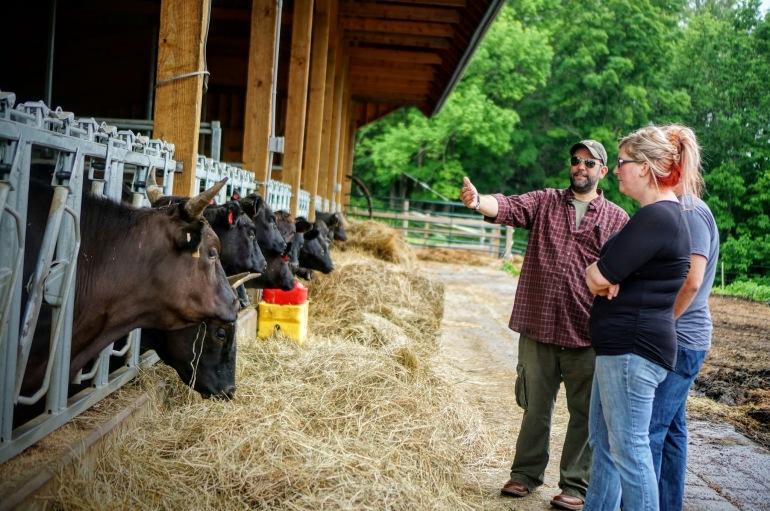 Drew Alinovich of Royalton Farms