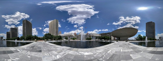 Empire State Plaza | Fuj On Tap