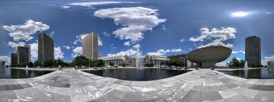 Empire State Plaza | Fuj On Tap