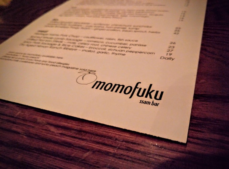 Momofuku Ssäm Bar
