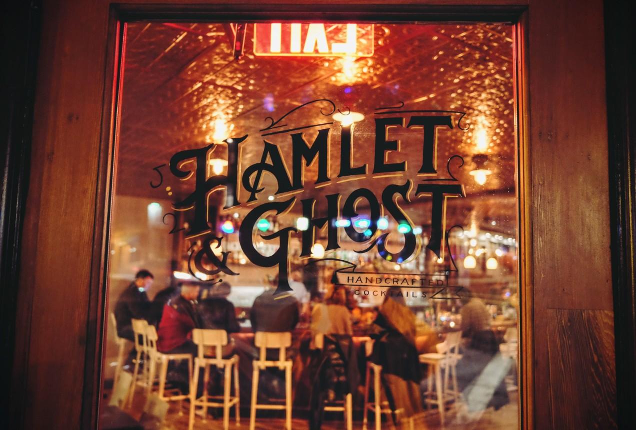 Hamlet & Ghost